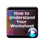 How to Understand Your Worksheet